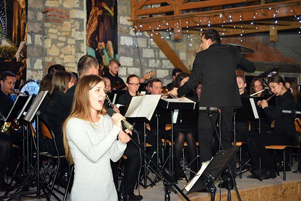 Wspólne śpiewanie kolęd 2016