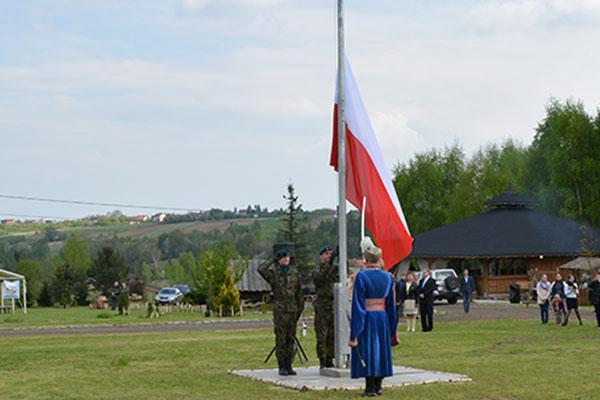 Święto flagi – Dzień Polonii – 02.05.2015r