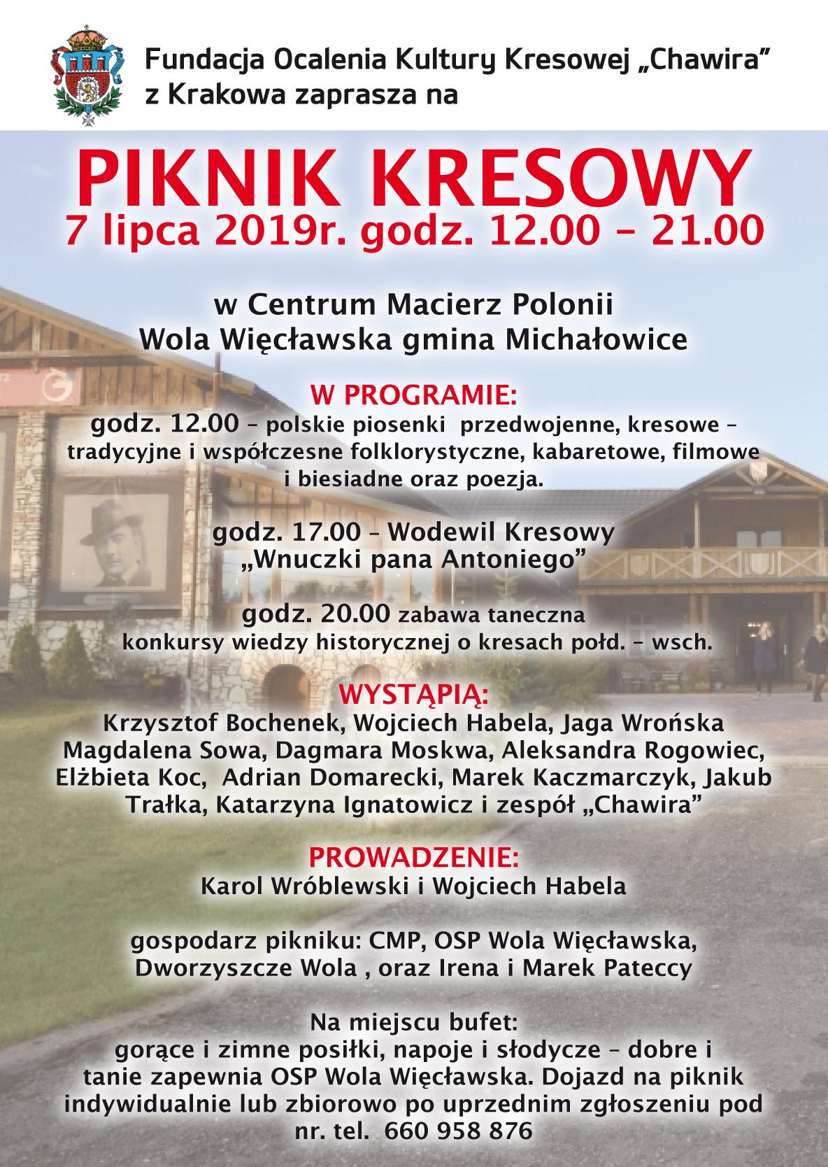 Letni Piknik Kresowy