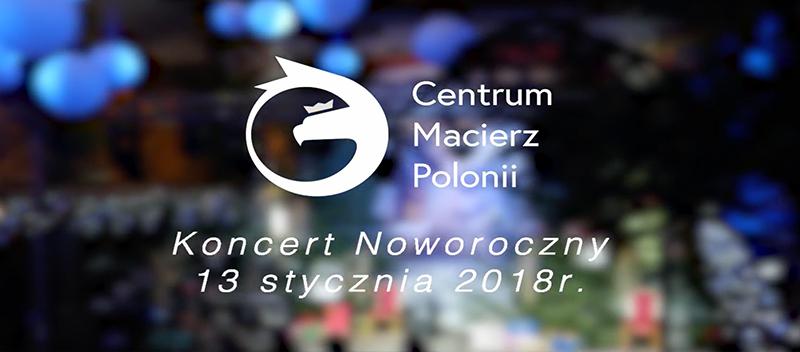 Film z koncertu noworocznego 13.01.2018