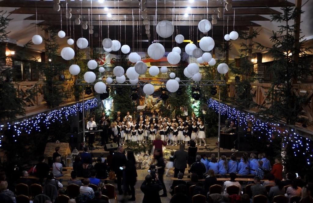 Magiczny koncert Świąteczny