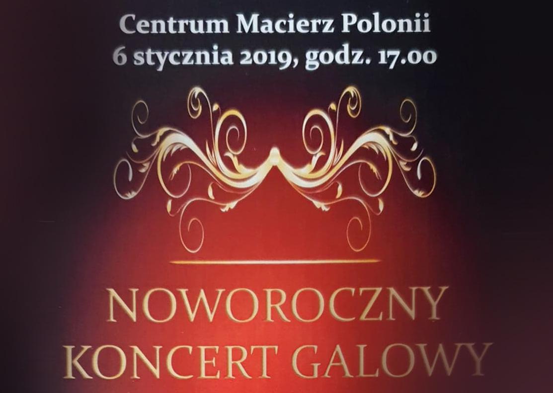 Koncert Noworoczny 6 stycznia 2019