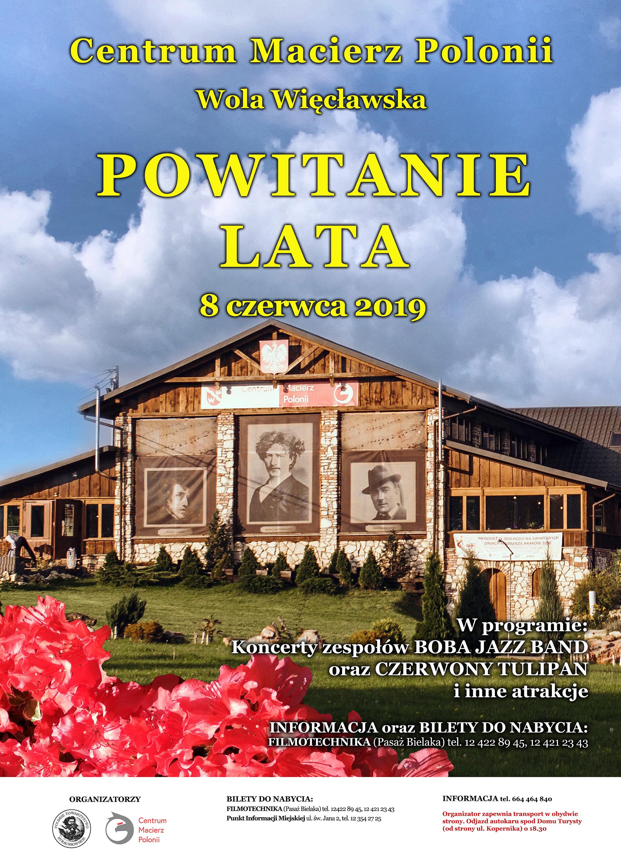 Powitanie Lata – 8 czerwca 2019