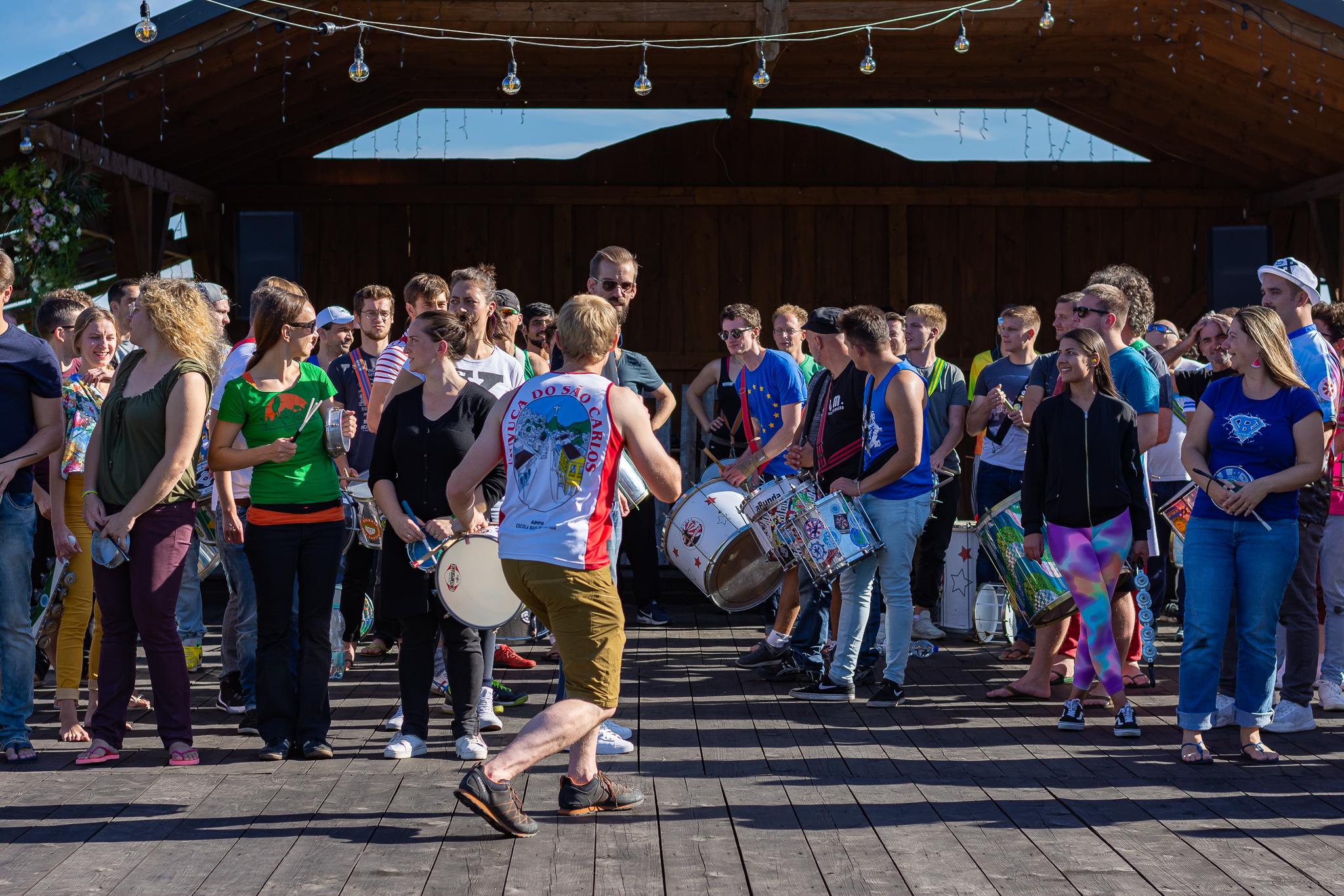 Międzynarodowe warsztaty taneczne